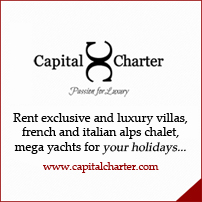 capital charter, passion for luxury